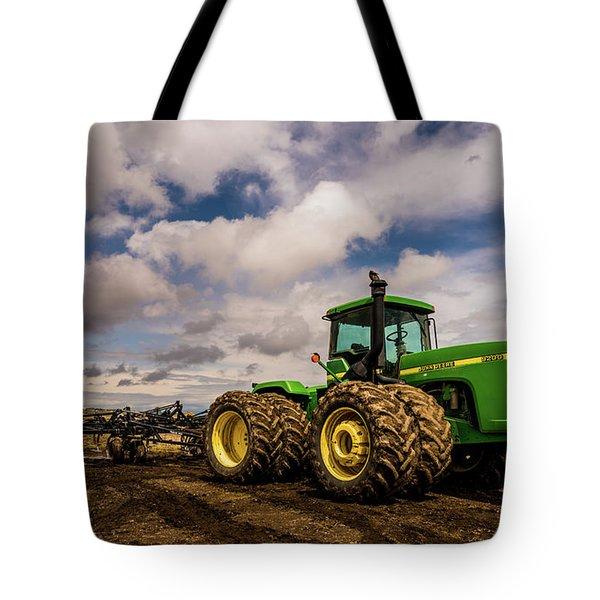 John Deere 9200 Tote Bag