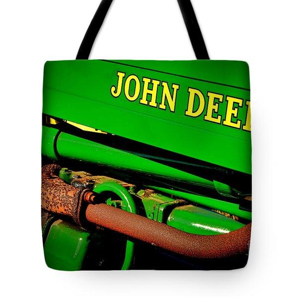 John Deere Tractor Mystery Tote Bag