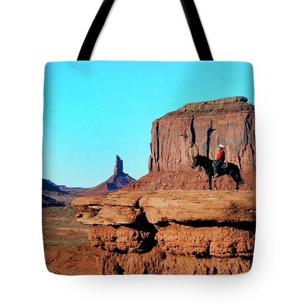 John Ford's Point Tote Bag