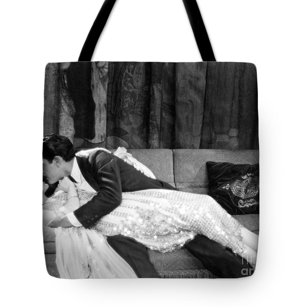 John Gilbert (1895-1936) Tote Bag by Granger