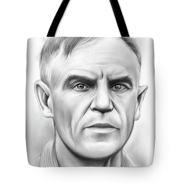John Heisman Tote Bag by Greg Joens