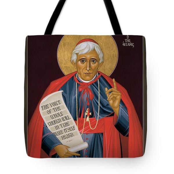 John Henry Newman - Rljhn Tote Bag