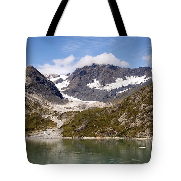 John Hopkins Glacier 5 Tote Bag