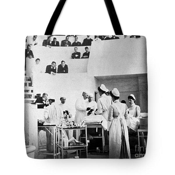 John Hopkins Operating Theater, 19031904 Tote Bag