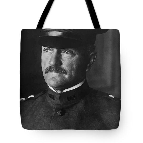 John J. Pershing Tote Bag by War Is Hell Store