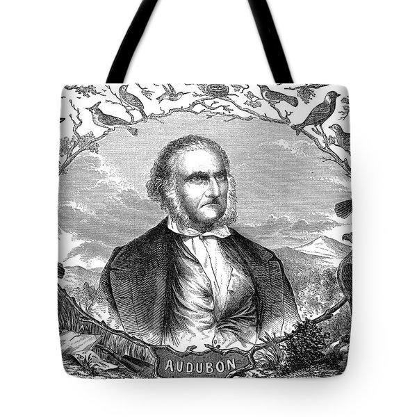 John James Audubon Tote Bag by Granger