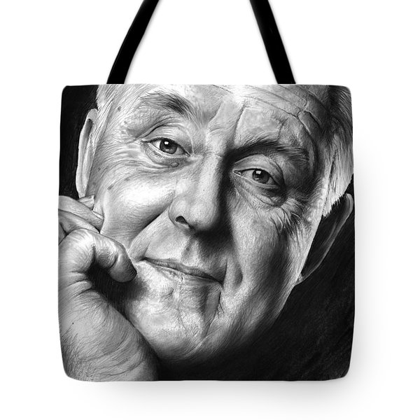 John Lithgow Tote Bag
