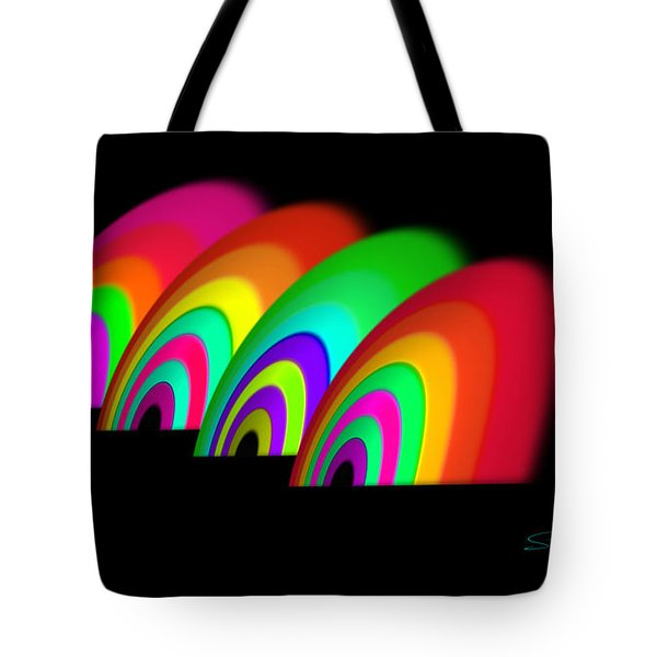 John Moores Liverpool Exhibition 12 Tote Bag by Charles Stuart