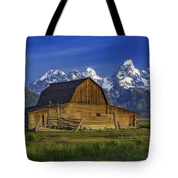 John Moulton Barn 2 Tote Bag