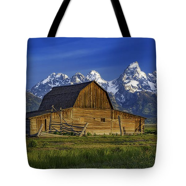 John Moulton Barn 2 Tote Bag