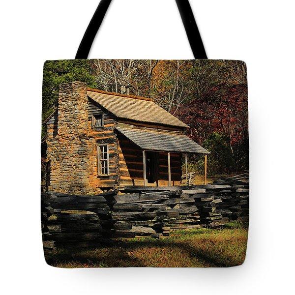 John Oliver Place Tote Bag