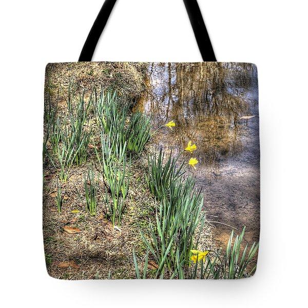 John Quills Tote Bag