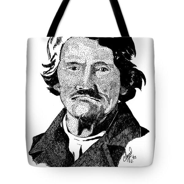 John Robertson Tote Bag