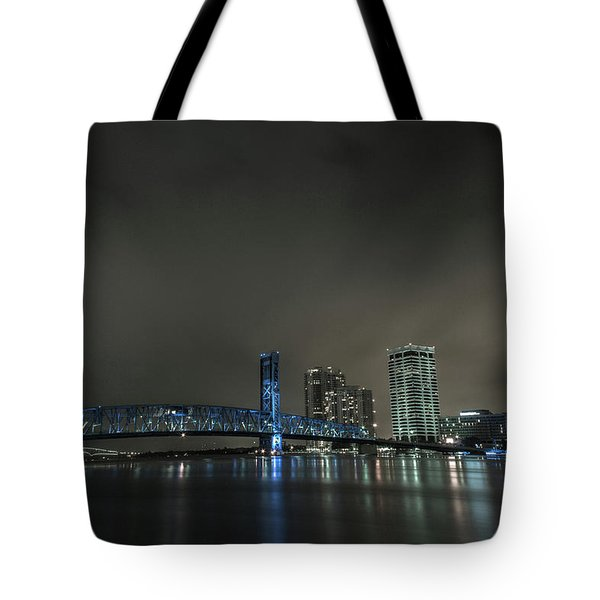 John T. Alsop Bridge 2 Tote Bag