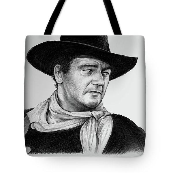 John Wayne 29jul17 Tote Bag
