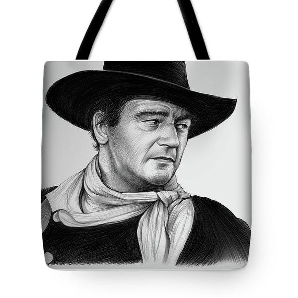 John Wayne 29jul17 Tote Bag