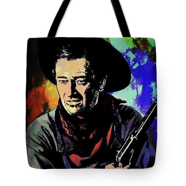 John Wayne, Tote Bag