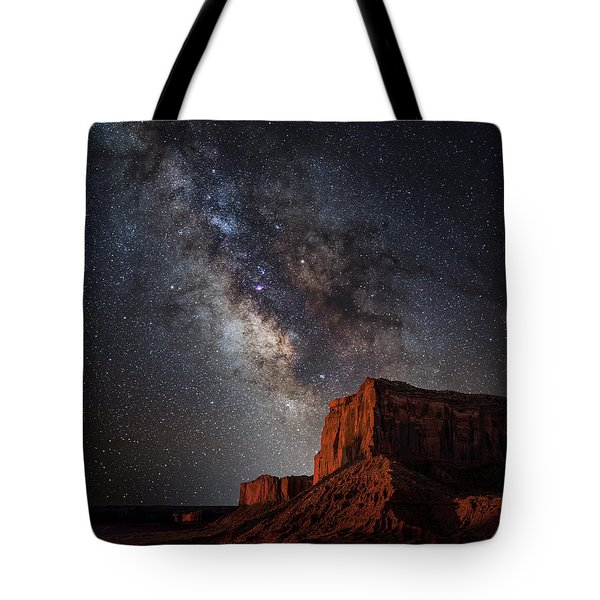 John Wayne Point Tote Bag by Darren White