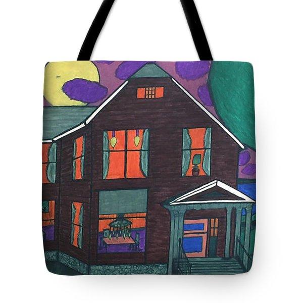 John Wells Home. Tote Bag by Jonathon Hansen