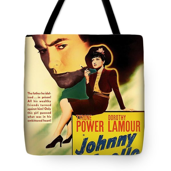 Johnny Apollo 1940 Tote Bag