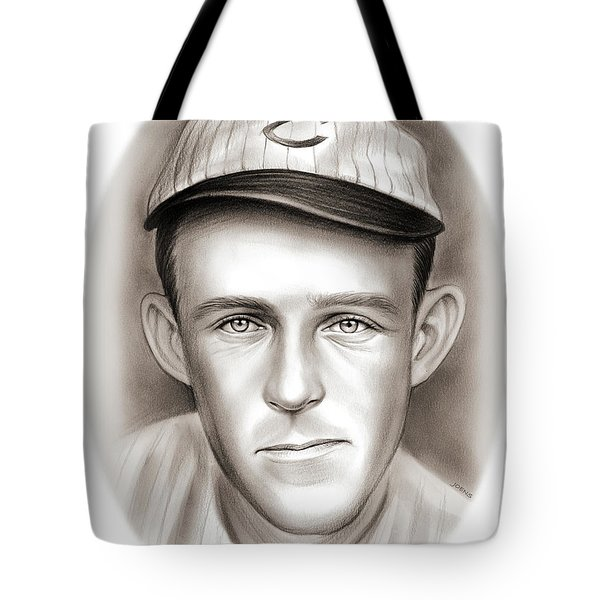 Johnny Evers Tote Bag