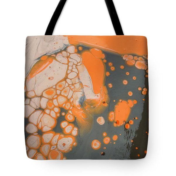 Johnny Pepper Crowding Over Hyppo Tote Bag