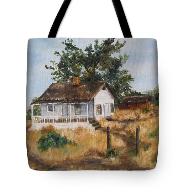Johnny's Home Tote Bag