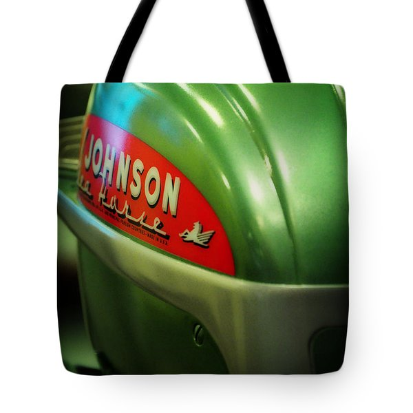 Johnson Sea Horse  Tote Bag