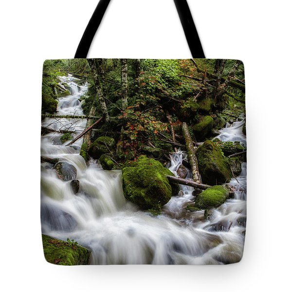 Joining Forces Tote Bag