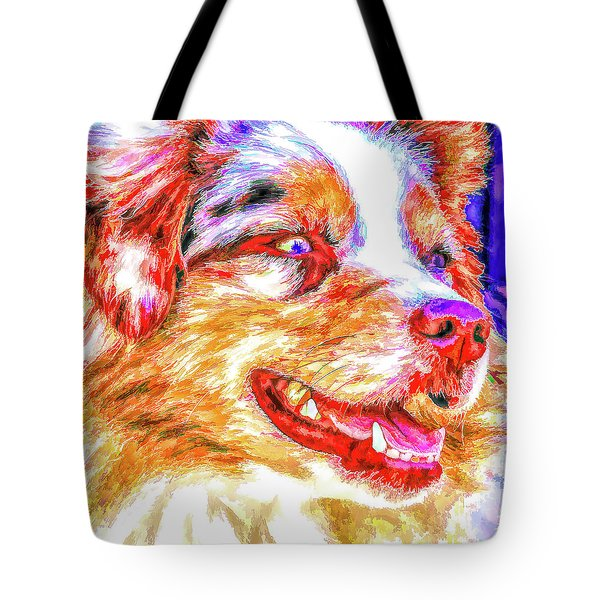 Joker Boy Tote Bag