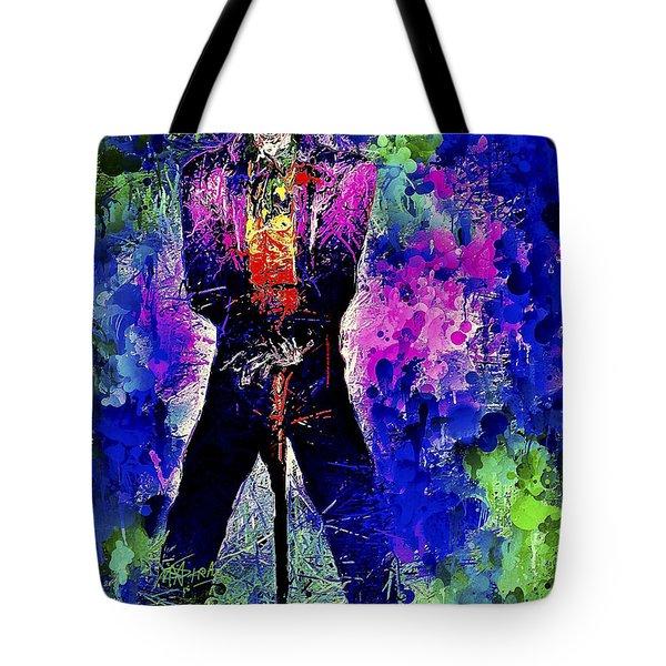 Joker Night Tote Bag