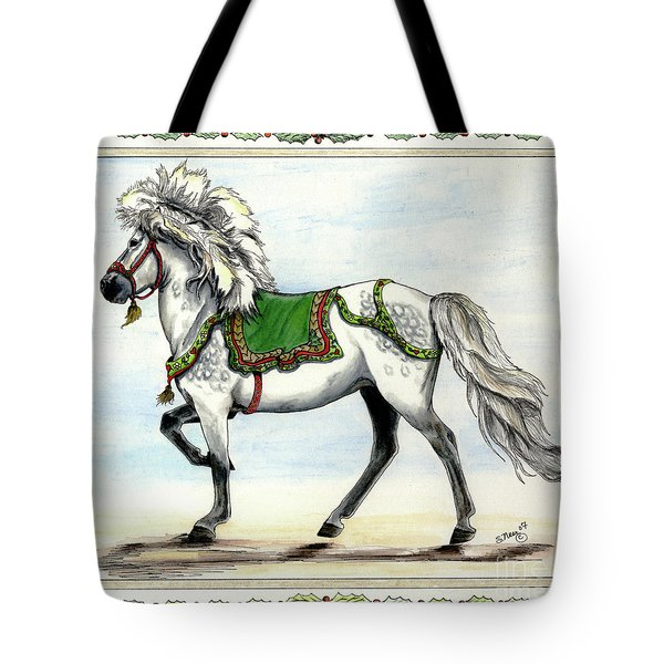 Tote Bag featuring the painting Jol  by Shari Nees