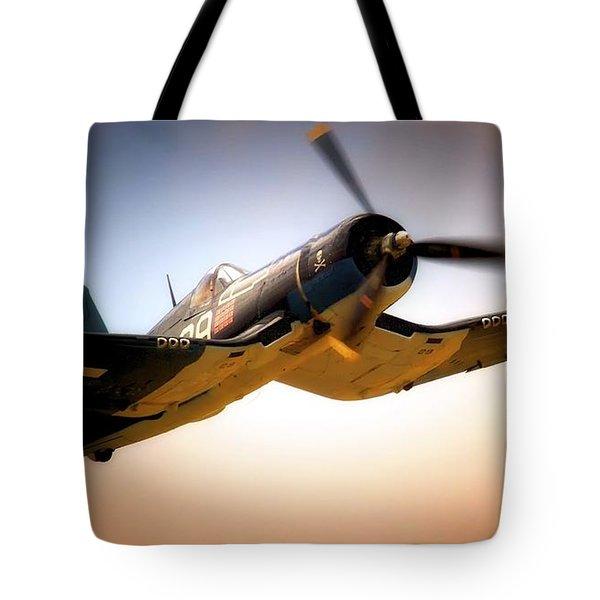 Jolly Roger Sortie Tote Bag