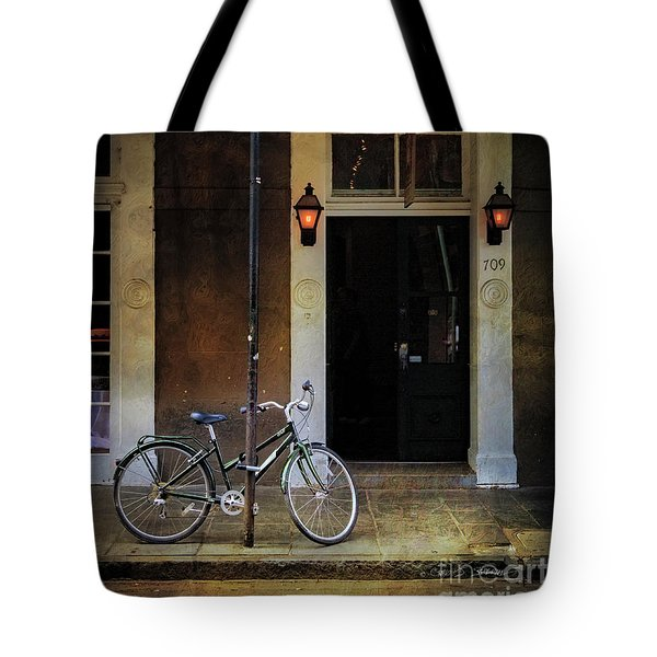 Jolt 709 Bicycle Tote Bag
