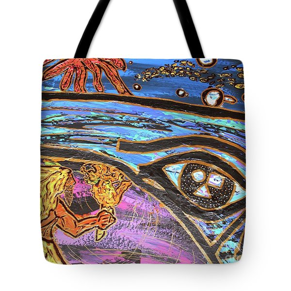 Jonah One Of Those Days Tote Bag