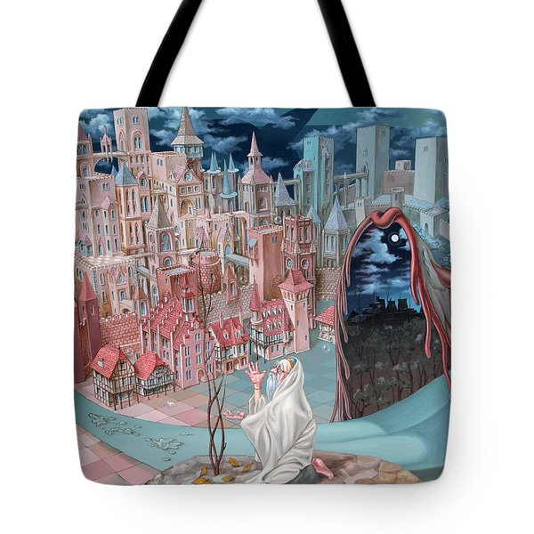 Jonah  Tote Bag