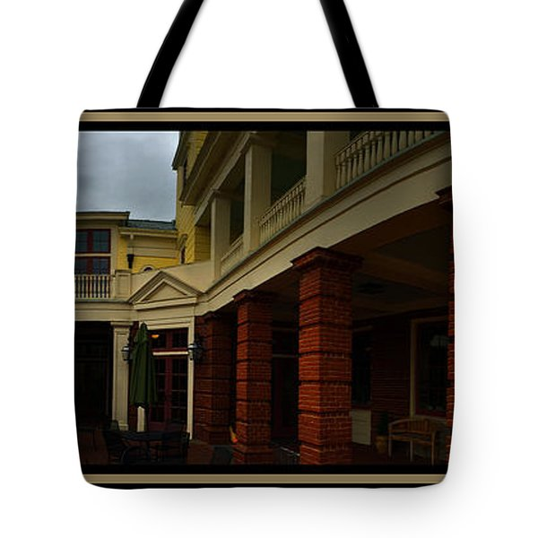 Tote Bag featuring the photograph Joneborough, Tennessee 5 by Steven Lebron Langston