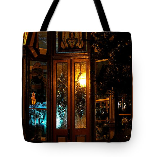 Tote Bag featuring the photograph Jonesborough Tennessee 14 by Steven Lebron Langston
