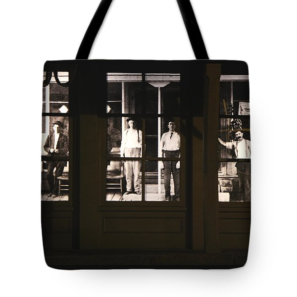 Tote Bag featuring the photograph Jonesborough Tennessee 15 by Steven Lebron Langston