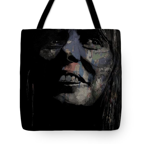 Joni Mitchell - A Case Of You Tote Bag