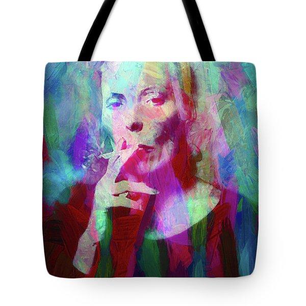 Joni Mitchell Tote Bag