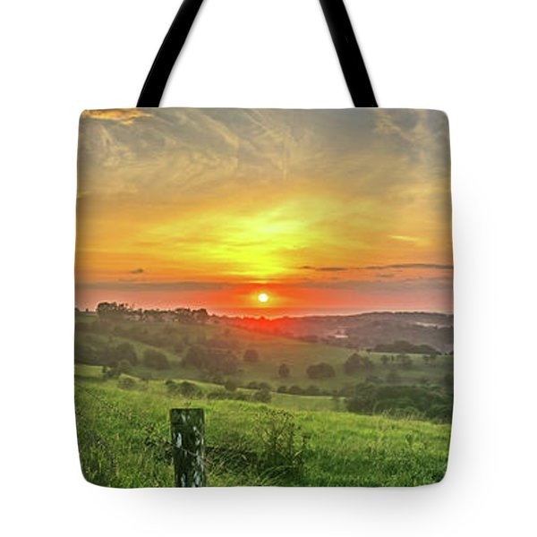 Jono's Retreat Tote Bag