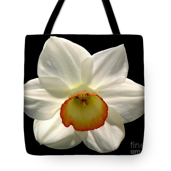Jonquil 1 Tote Bag by Rose Santuci-Sofranko