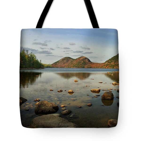 Jordan Pond 1 Tote Bag