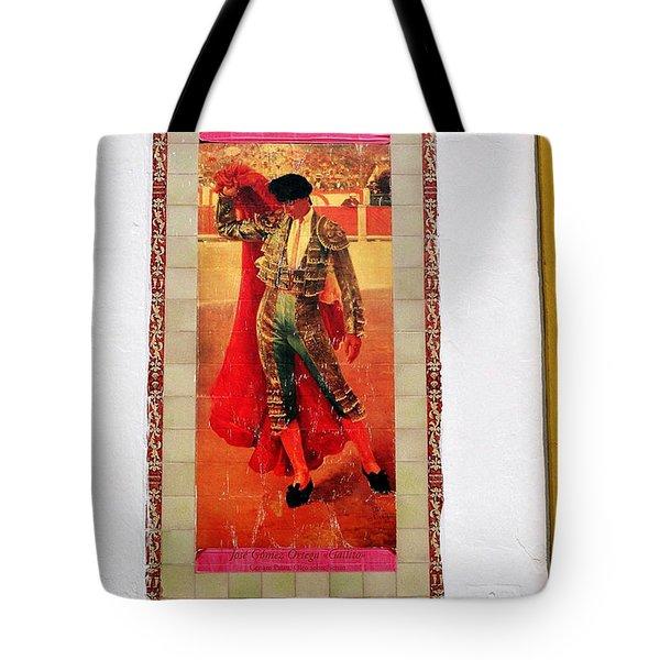 Jose Gomez Ortega Tote Bag