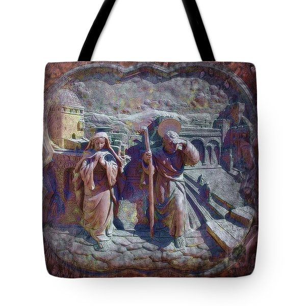 Joseph And Mary1 Tote Bag