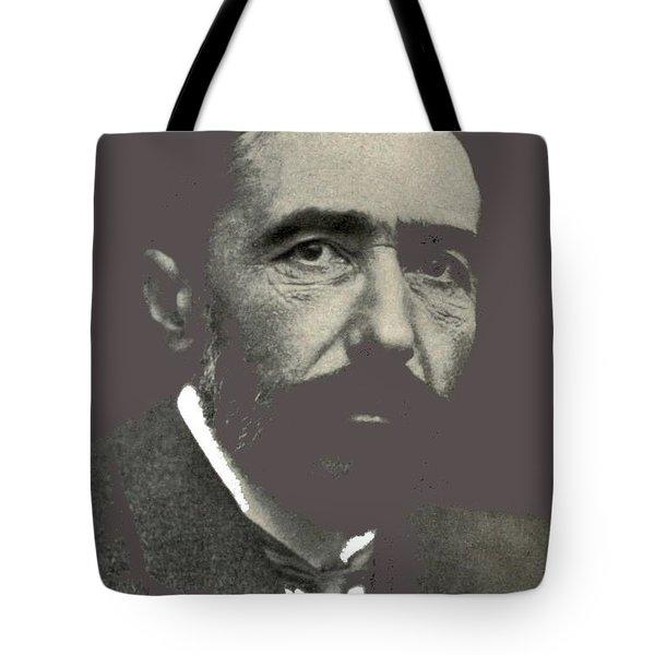Joseph Conrad George Charles Beresford Photo 1904-2015 Tote Bag