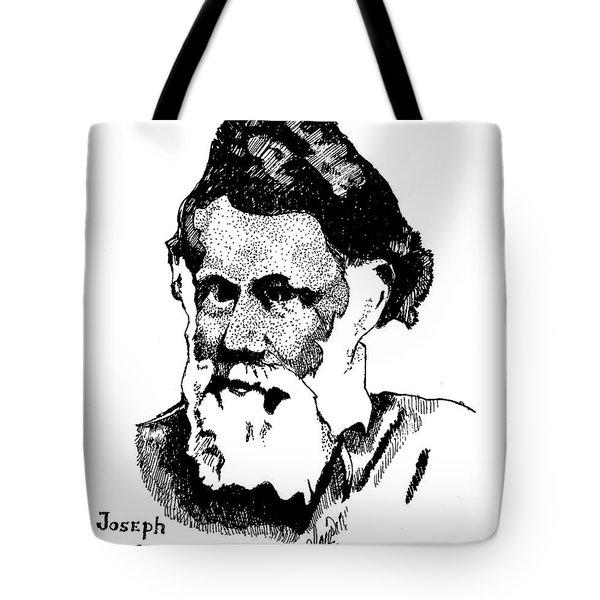 Joseph Gale Tote Bag