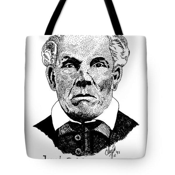 Joseph R. Walker .ca Tote Bag