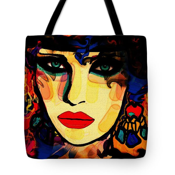 Josephine Tote Bag by Natalie Holland